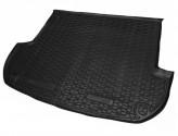 AvtoGumm Резиновый коврик в багажник HYUNDAI Santa Fe корот.база 2012- (5мест)