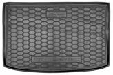 AvtoGumm Резиновый коврик в багажник KIA Stonic 2017- верхняя полка