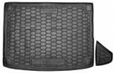 AvtoGumm Резиновый коврик в багажник KIA Niro 2018- (с органайзером)