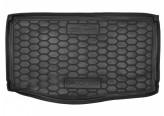 AvtoGumm –езиновый коврик в багажник KIA Picanto 2017- (нижн¤¤ полка)