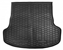AvtoGumm Резиновый коврик в багажник KIA Stinger