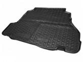 AvtoGumm Резиновый коврик в багажник MAZDA 323 BA SD
