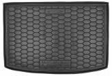 AvtoGumm Резиновый коврик в багажник MERCEDES A-Class (W 169)