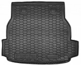 AvtoGumm Резиновый коврик в багажник MERCEDES W 203 универсал