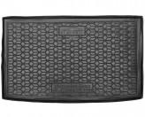 AvtoGumm Резиновый коврик в багажник MERCEDES W246 короткий 2-хуровневая полка (N2)