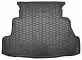 AvtoGumm Резиновый коврик в багажник Nissan Primera P12 (седан)