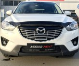 Дефлектор капота Mazda CX-5 2012-2017
