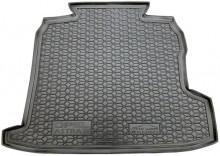 AvtoGumm Резиновый коврик в багажник Opel Astra H (седан)