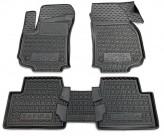 Резиновые коврики Opel Zafira B 2005-2012