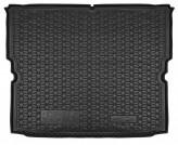 AvtoGumm Резиновый коврик в багажник Opel Zafira B 5-7 мест