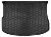 AvtoGumm Резиновый коврик в багажник RANGE ROVER Evoque 2011-2018
