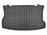 AvtoGumm Резиновый коврик в багажник RENAULT Clio 1998-2005 3D HB