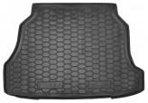 AvtoGumm Резиновый коврик в багажник ЗАЗ Forza (хетчбэк)