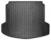 AvtoGumm Резиновый коврик в багажник RENAULT Megane 2015- (седан)