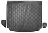AvtoGumm Резиновый коврик в багажник RENAULT Koleos 2017-