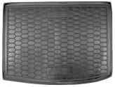 AvtoGumm Резиновый коврик в багажник SEAT Altea (верхняя полка)