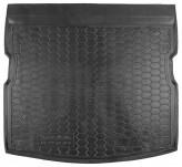 AvtoGumm Резиновый коврик в багажник SSANG YONG Kyron (без органайзер.)