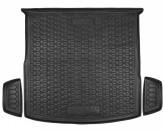 AvtoGumm Резиновый коврик в багажник VW Tiguan Allspace 2018- (5мест)
