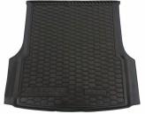AvtoGumm Резиновый коврик в багажник TESLA Model S задний