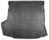 AvtoGumm Резиновый коврик в багажник TOYOTA Corolla 2007-2013 (седан)