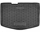 AvtoGumm Резиновый коврик в багажник CHEVROLET Bolt 2016- (нижняя полка)
