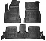 Резиновые коврики Citroen C4 Picasso 2007-2013