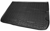 AvtoGumm Резиновый коврик в багажник Citroen C4 Picasso 2007-2013