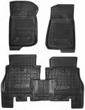 AvtoGumm Резиновые коврики Jeep Wrangler 2017- (5-ти дверный)