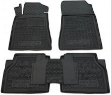 AvtoGumm Резиновые коврики MERCEDES S-Class W140 (короткая база)