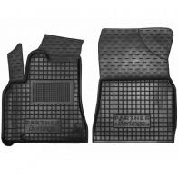 Резиновые коврики Berlingo Partner 2008-2018 (передние сидения  1+2)
