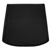 NovLine Резиновый коврик в багажник AUDI A4 седан (Европа) 2016-