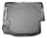 NovLine-Element Резиновый коврик в багажник JEEP Wrangler 4дв 2007-