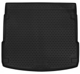 NovLine-Element Резиновый коврик в багажник AUDI Q5 2016-