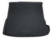 NovLine Резиновый коврик в багажник AUDI Q7 2015-