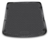NovLine Резиновый коврик в багажник AUDI Q7 2005-2015