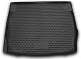 NovLine-Element Резиновый коврик в багажник BMW 1(F20) HB 2011-2015