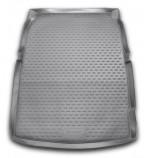 NovLine Резиновый коврик в багажник BMW 5 (F10) седан 2010-2017