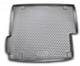 Резиновый коврик в багажник BMW X3 (F25) 2010-
