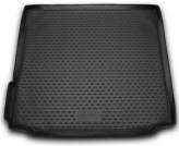 Резиновый коврик в багажник BMW X5 2013-2018