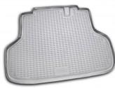 NovLine-Element Резиновый коврик в багажник CHERY Fora A-520 (седан) 2006-