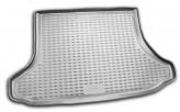 NovLine Резиновый коврик в багажник CHERY Tiggo 2006-2013-