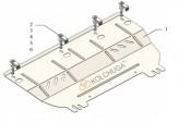 Кольчуга Защита двигателя, коробки передач Citroen C4 Aircross