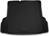 NovLine Резиновый коврик в багажник CHEVROLET Cobalt (седан) 2013-
