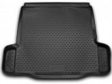 NovLine-Element Резиновый коврик в багажник CHEVROLET Cruze (седан) 2009-2014