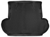 NovLine Резиновый коврик в багажник CITROEN C-Crosser (длинный) 2010-