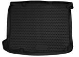 NovLine Резиновый коврик в багажник CITROEN DS4 (с сабвуфером) 2011-