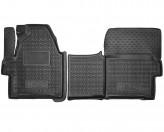 AvtoGumm Резиновые коврики Hyundai H350 2014- (1+1)