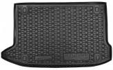AvtoGumm Резиновый коврик в багажник Hyundai Kona 2017-