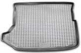 NovLine Резиновый коврик в багажник DODGE Caliber (Хэтчбек) 2006-
