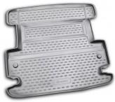 NovLine-Element Резиновый коврик в багажник DODGE Journey (нижний) 2008-